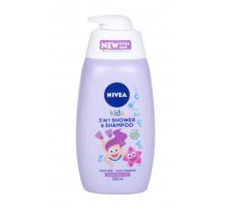 Nivea Kids 2in1 Shower &...