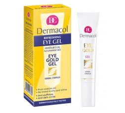 Dermacol Eye Gold Żel pod...