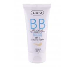 Ziaja BB Cream Oily and...