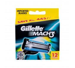 Gillette Mach3 Wkład do...
