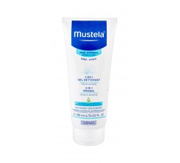 Mustela Bébé 2 in 1 Shower...