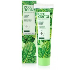 Ecodenta Toothpaste Spinach...