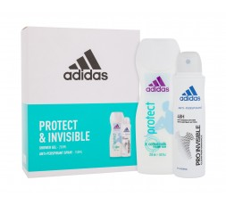 Adidas Protect & Invisible...