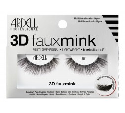 Ardell 3D Faux Mink 861...